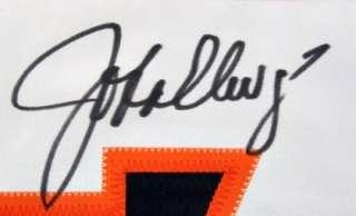 Autographed Denver Broncos Reebok EQT Jersey JSA/Elway Holo