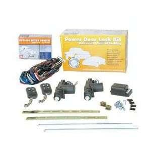 Exclusive By Autoloc 2 Door Remote Central Lock Kit