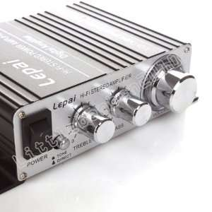 Channel Digital 40w*2 Stereo Hifi Power Amplifier