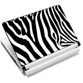 Zebra Print 10 10.2 Laptop Netbook Skin Sticker Cover