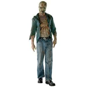 Walking Dead Decomposed Zombie Adult Medium Costume