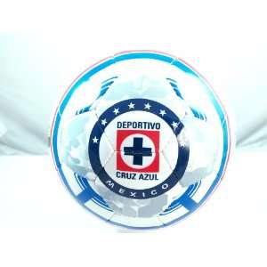 CRUZ AZUL FC OFFICIAL SIZE 5 SOCCER BALL   102: Sports