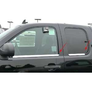 GMC Sierra Extended Cab (2 Door) 2007   2011 Truck Chrome Stainless