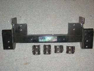 Jimmy 83 2002 NEW Unimount Western Plow mount 62200 1505 S10 S1