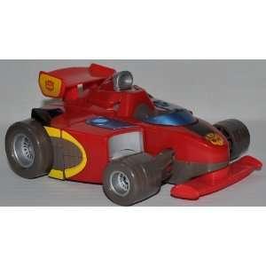 Transformer Autobot Red Car Playskool 2002 Hasbro Takara